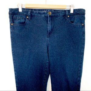 Nine West Women Size 12 Jeans Vintage America